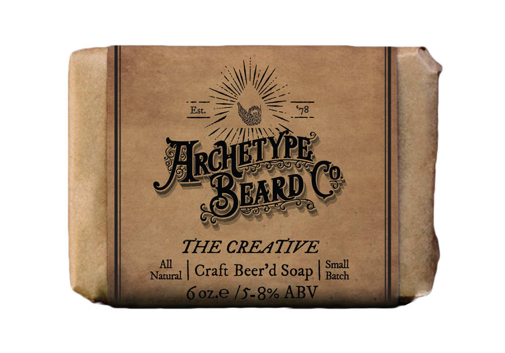 _Creative Craft Beerd Soap