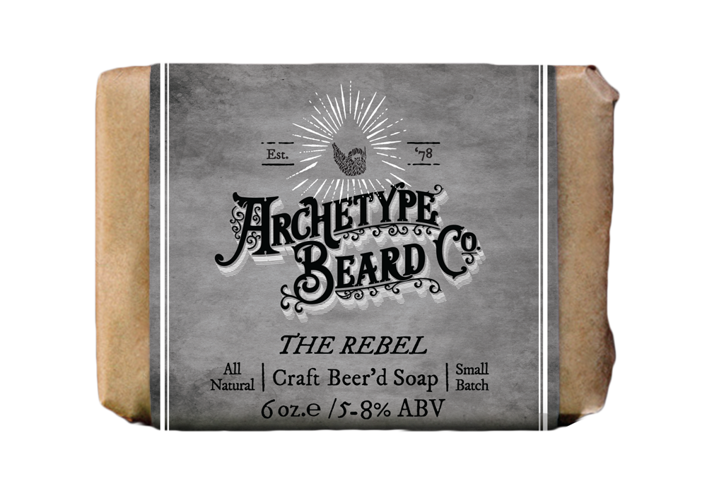 Archetype_Rebel Craft Beerd Soap